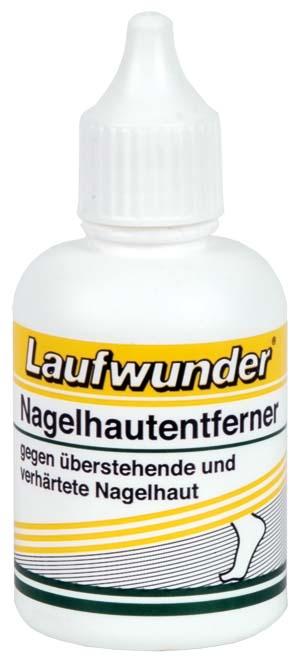 Laufwunder Nagelhautentferner - 50 ml Dosierflasche