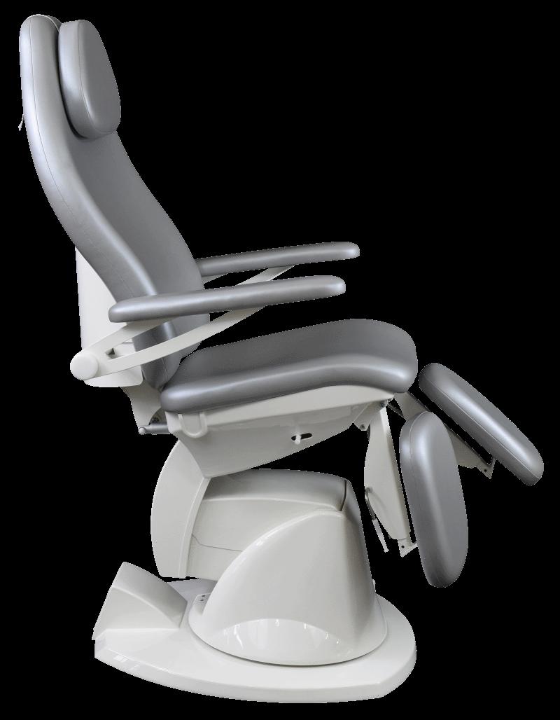 Behandlungsstuhl 3 Motion (3 Antriebe) für Podologie und Fußpflege