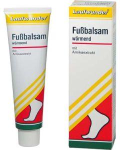 Laufwunder Fußbalsam wärmend - Tube - 75 ml