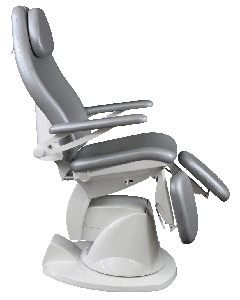 Behandlungsstuhl 2 Motion (2 Antriebe) für Podologie und Fußpflege