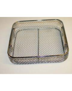 Sterilisations Korb Siebkorb mit Griffen Instrumente Aufbewahrung