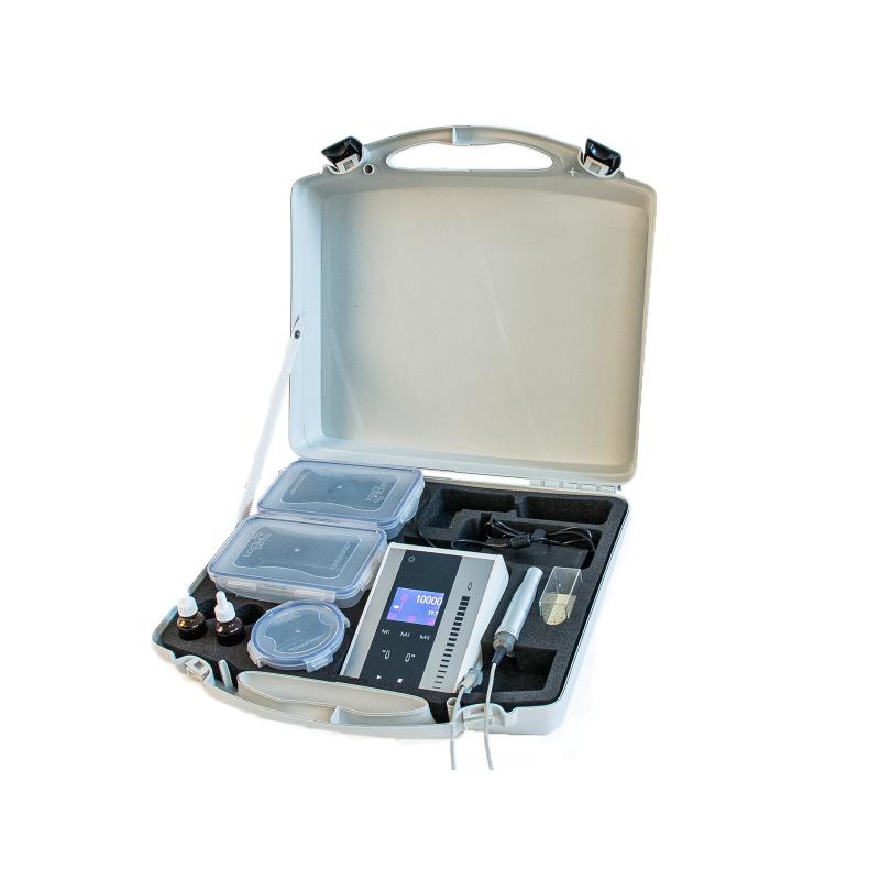 Koffer zu Micro Schleifgerät podo M20