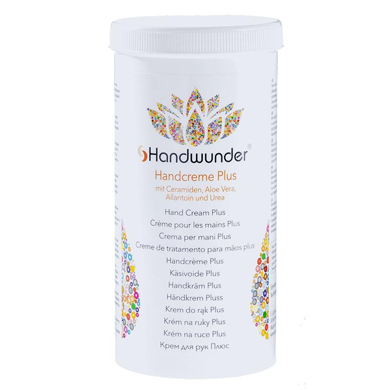 Handwunder Handcreme Plus - Nachfülldose - 450 ml
