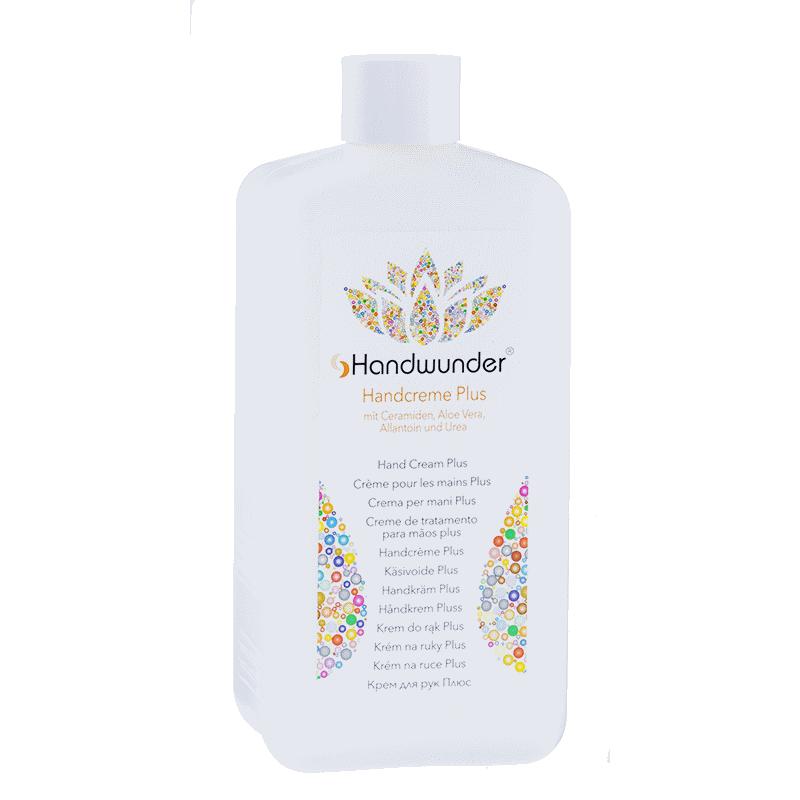 Handwunder Handcreme Plus - Praxisflasche - 500 ml