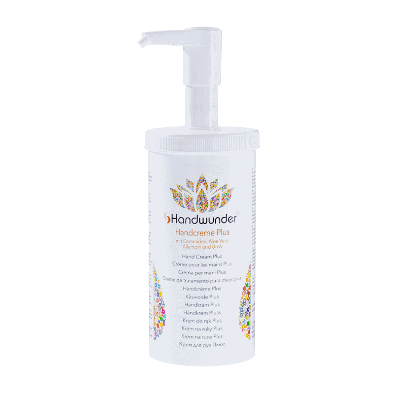 Handwunder Handcreme Plus - Spenderdose - 450 ml