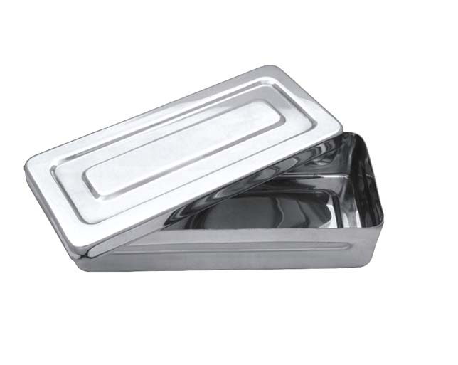 Instrumentenbox mit Deckel, Box ohne Verschluss