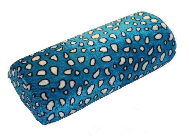 Handauflage / Armablage - Leo (blau)