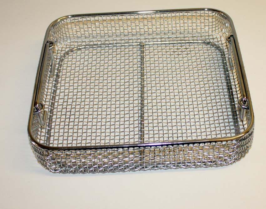 Sterilisations Korb Siebkorb mit Griffen für Instrumente Sterikorb