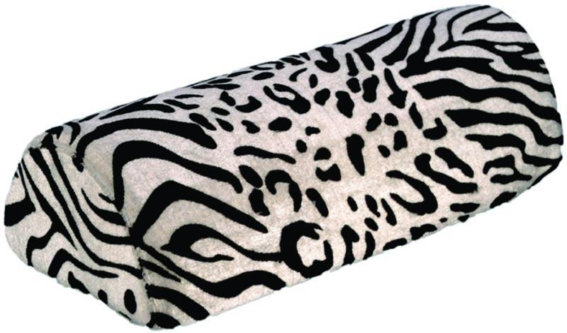 Handauflage / Armablage - Zebra Look Design